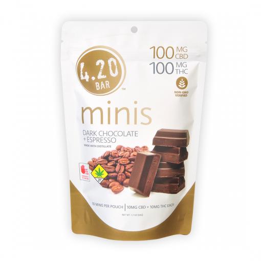420Bar Minis_Espresso 1:1